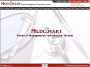 MediSmart - Hospital Management System Screenshots