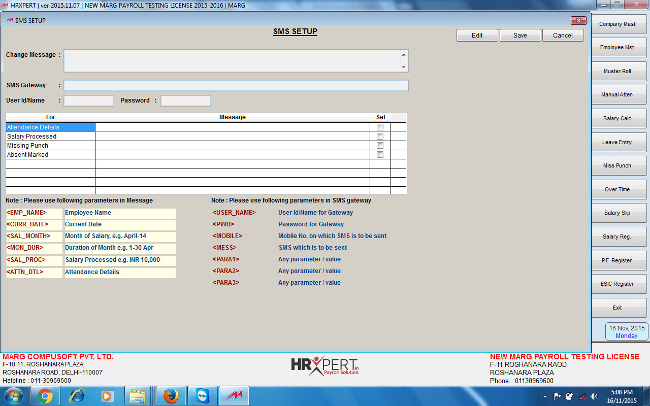 adp time and attendance manual