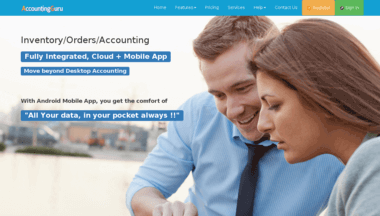 AccountingGuru Screenshots