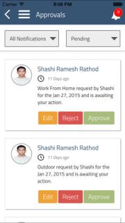 ZingHR Screenshots