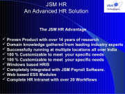 JSM HR Screenshots