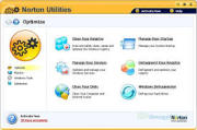 Norton Utilities Screenshots