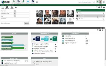 PCRecruiter Screenshots