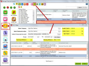 HDPOS Smart Accounts and Billing Screenshots