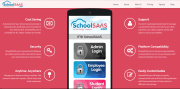 School SAAS Screenshots