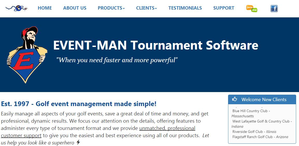 EventMan Screenshots