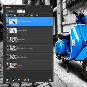 Corel PaintShop Pro X8 Screenshots