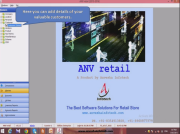 ANV Retail Screenshots