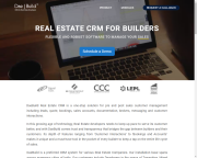 DaeBuild Real Estate CRM Software