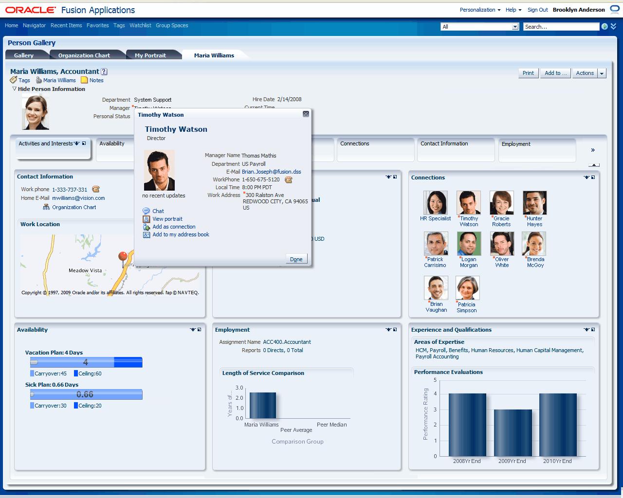 Oracle запрос к другой схеме