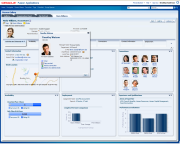 Oracle CRM Screenshots
