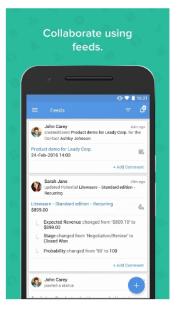 Zoho CRM Screenshots