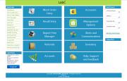 LABC LIMS Screenshots