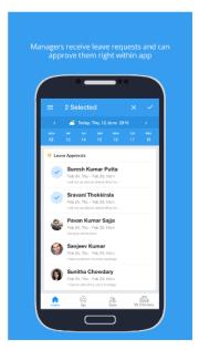 Keka for HR & Payroll Screenshots