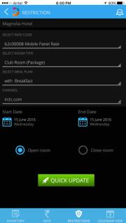 RezNext Internet Booking Engine Screenshots