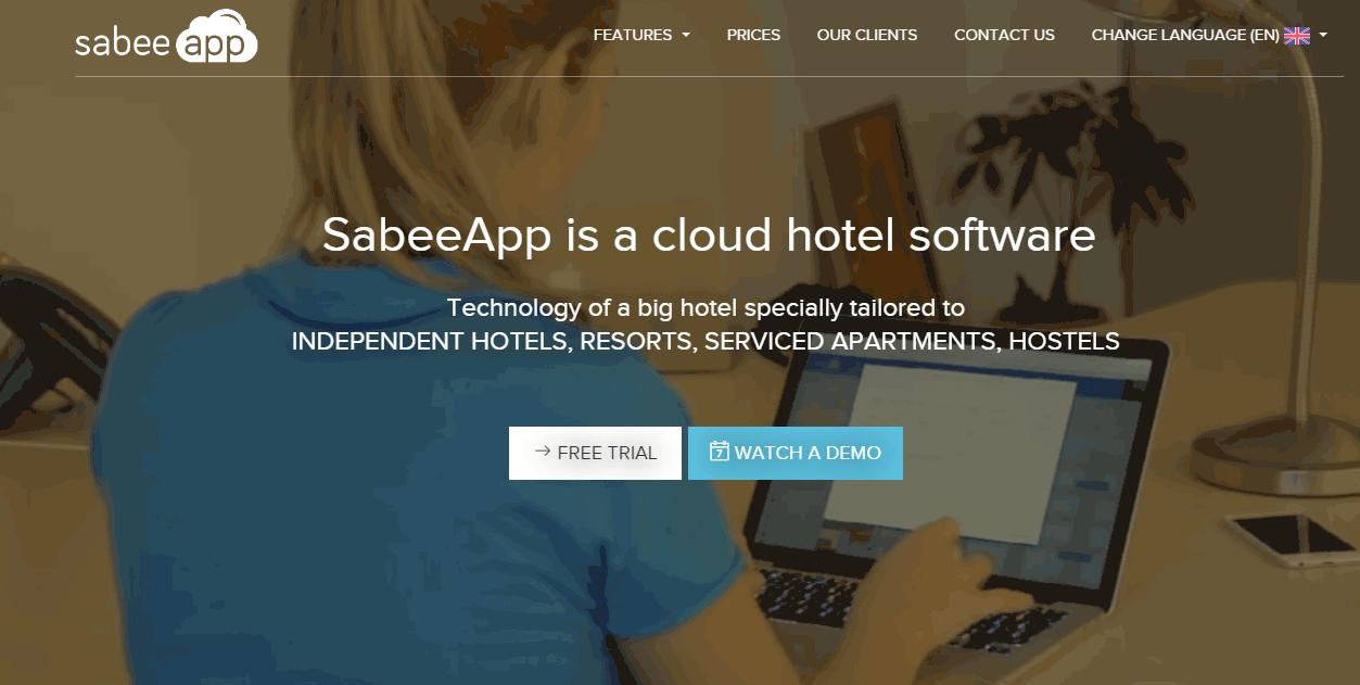 SabeeApp Screenshots