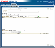 Oracle BPM Screenshots