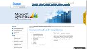 Navision ERP Screenshots