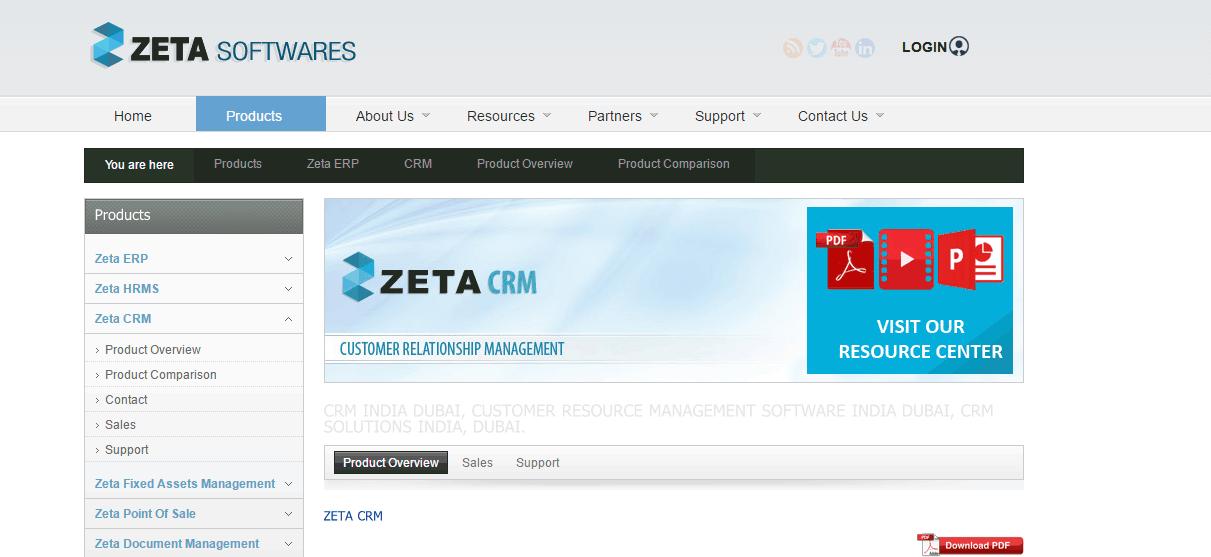 Medismo Pharma CRM Screenshots