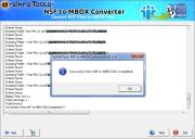 NSF to MBOX Converter Screenshots