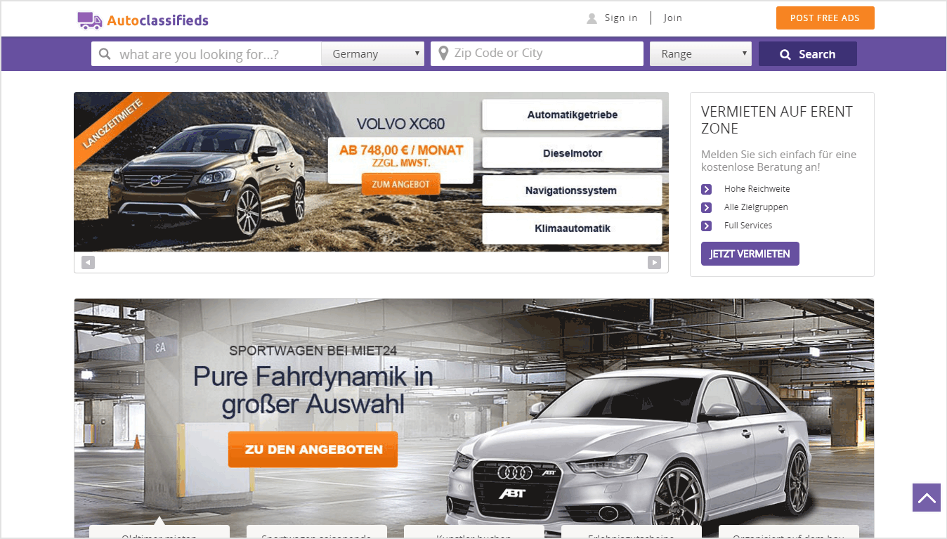 Auto Classifieds Script - Pricing, Reviews, Alternatives and ...