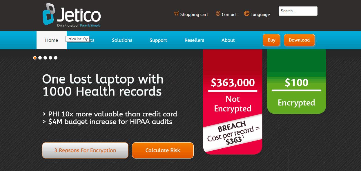 Jetico Personal Firewall Screenshots