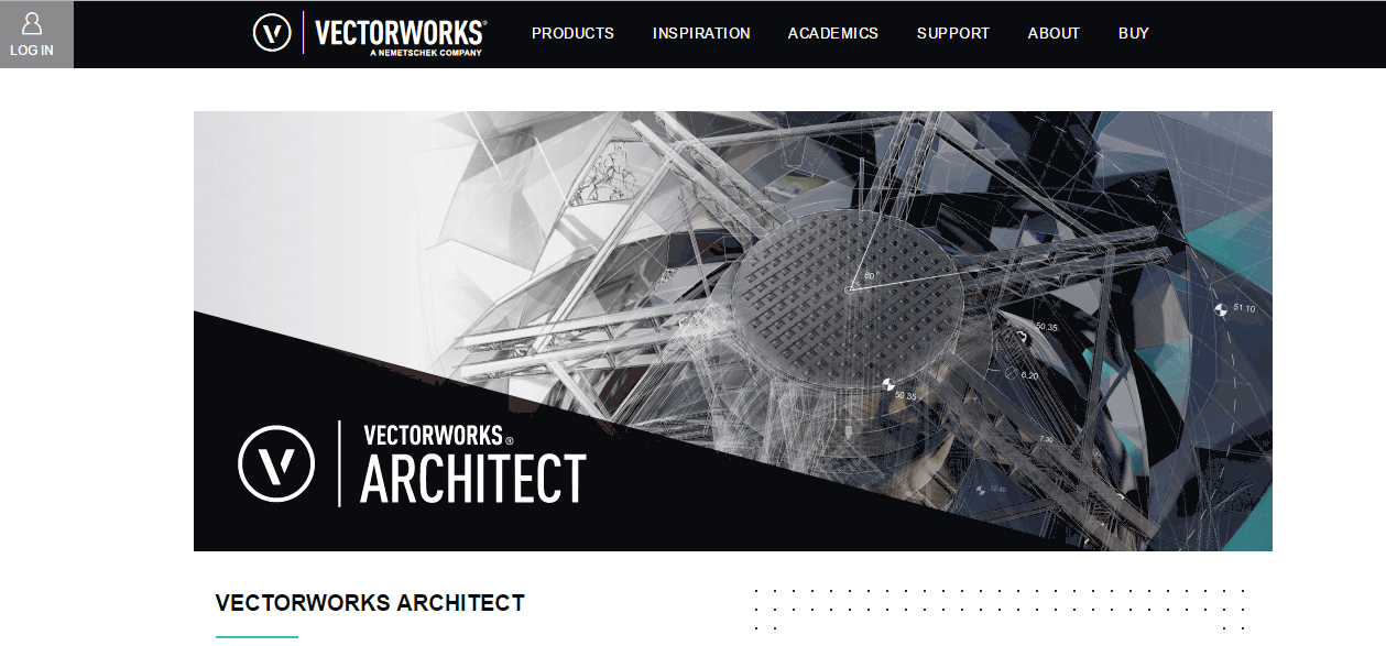 Vectorworks Architect Screenshots