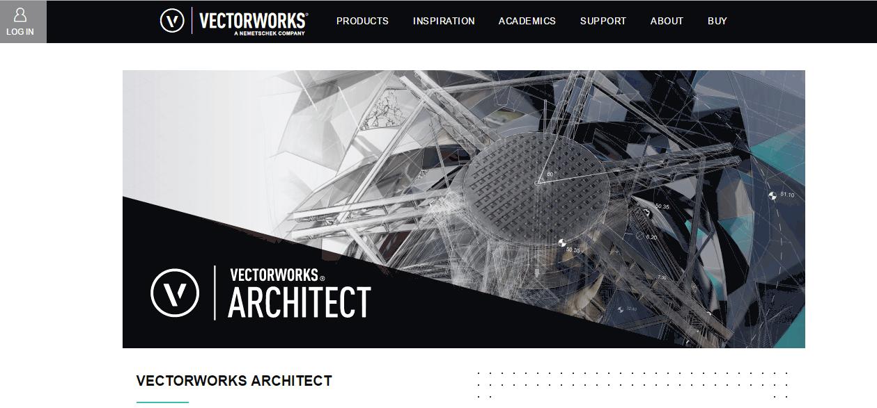 Vectorworks Architect Screenshots