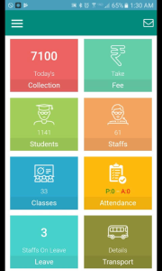 Scientific Study - School Management Software