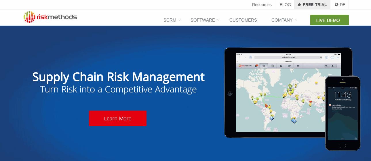 riskmethods Screenshots