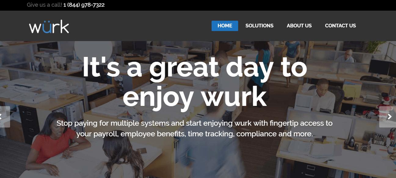 wurk HR Screenshots