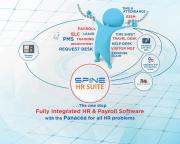 Spine HR & Payroll Screenshots