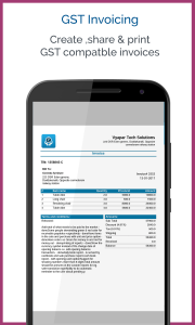 Vyapar - Accounting & Invoicing Screenshots