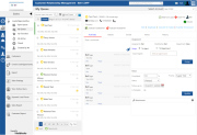 Vitalblocks CRM Screenshots