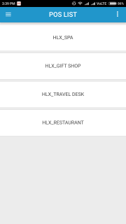 Hotelogix PMS Screenshots