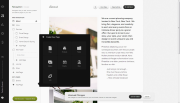 Squarespace  Screenshots