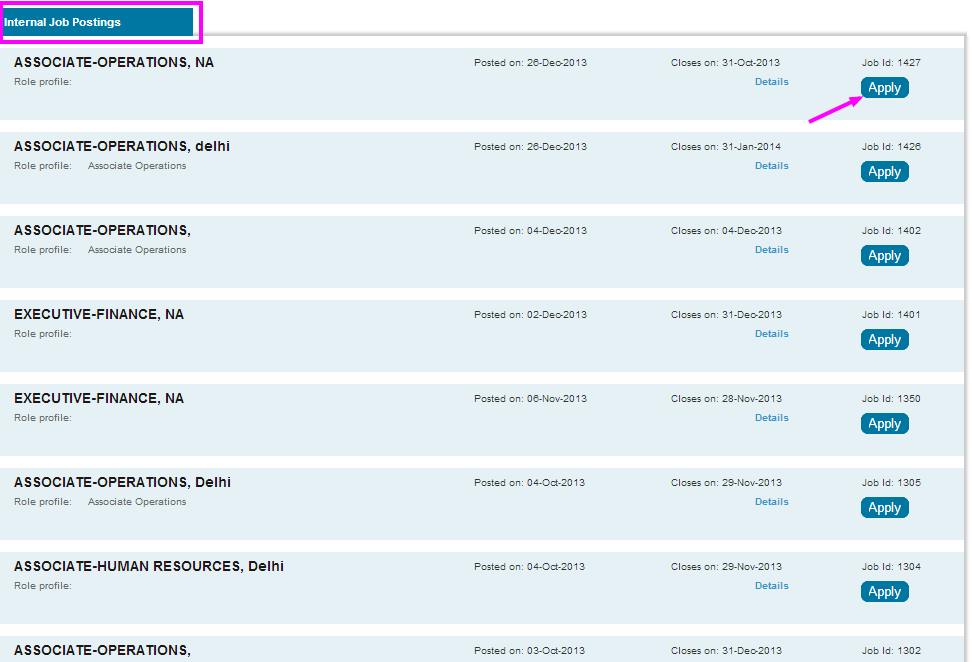 EmployWise Screenshots