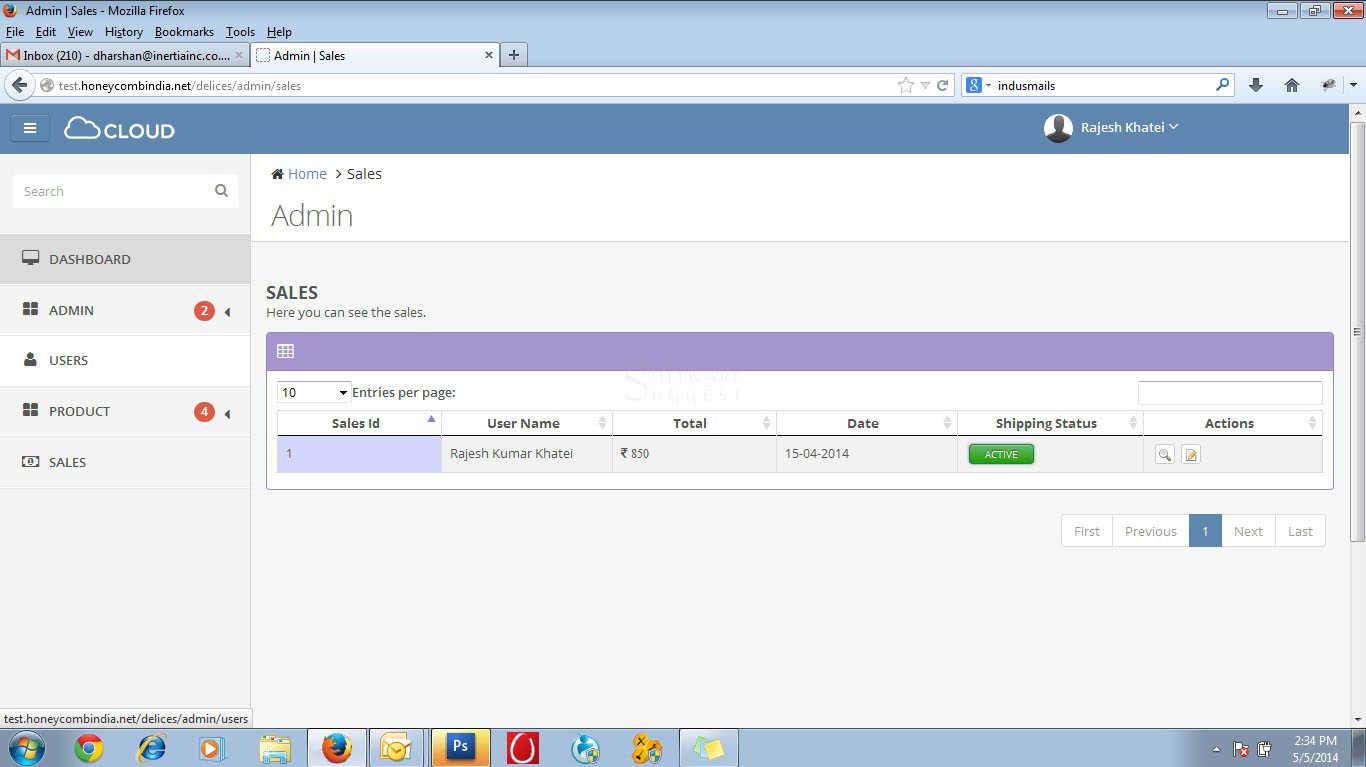 ecomkit Screenshots