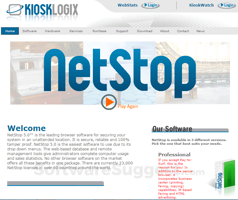 NetStop Pricing, Features & Reviews 2019 - Free Demo