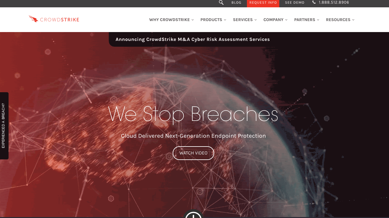 CrowdStrike Falcon Pricing, Features & Reviews 2019 - Free Demo