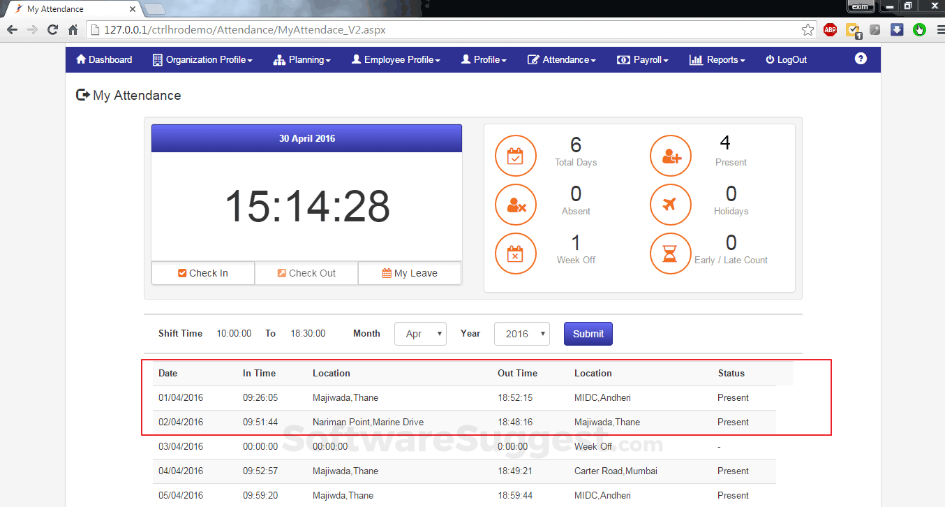 CtrlHRO Pricing, Features & Reviews 2019 - Free Demo