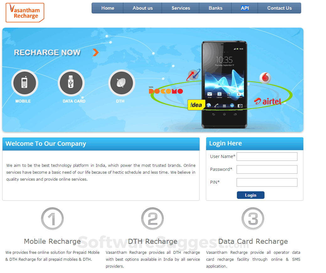Vasantham Recharge Pricing, Features & Reviews 2019 - Free Demo