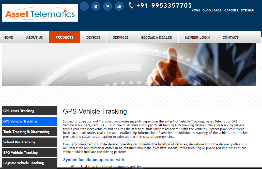 Asset Vehicle Tracking System Pricing, Features & Reviews