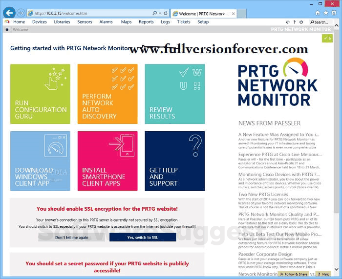 PRTG vs Monitis Comparison in 2019