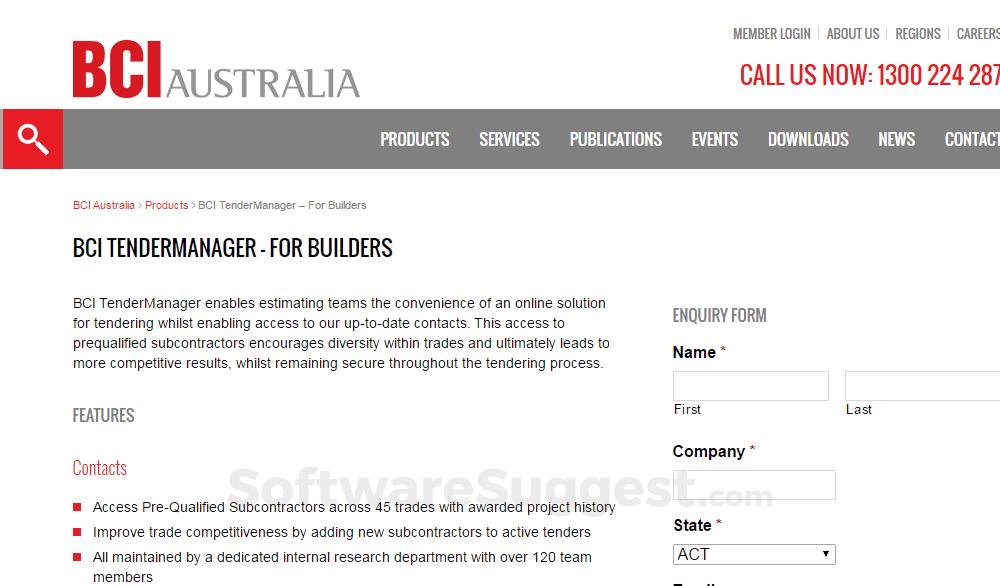 BCIaustralia Pricing, Features & Reviews 2019 - Free Demo