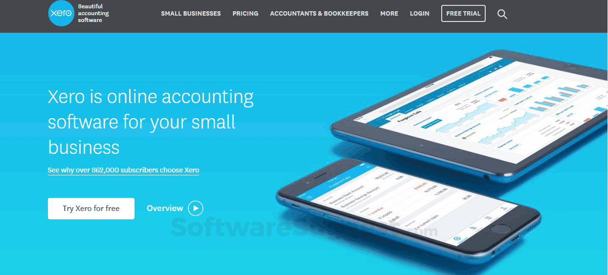 Xero Pricing, Features & Reviews 2019 - Free Demo