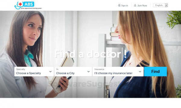 ZocDoc Clone - Doctor Appointment Booking Pricing, Features & Reviews 2019  - Free Demo