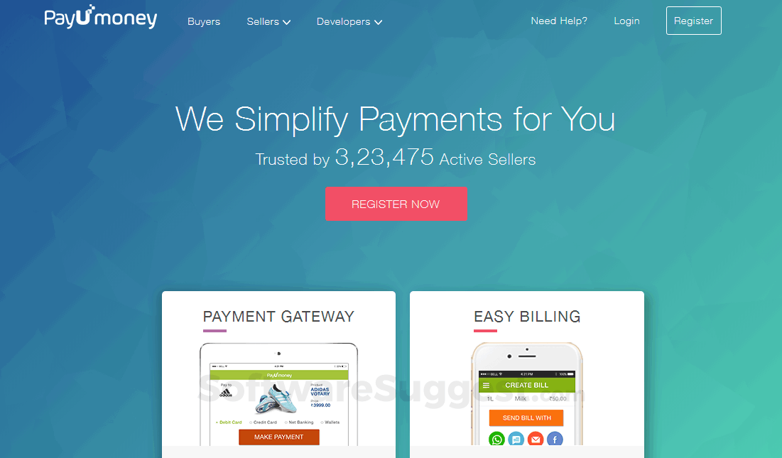 PayUMoney Pricing, Features & Reviews 2019 - Free Demo