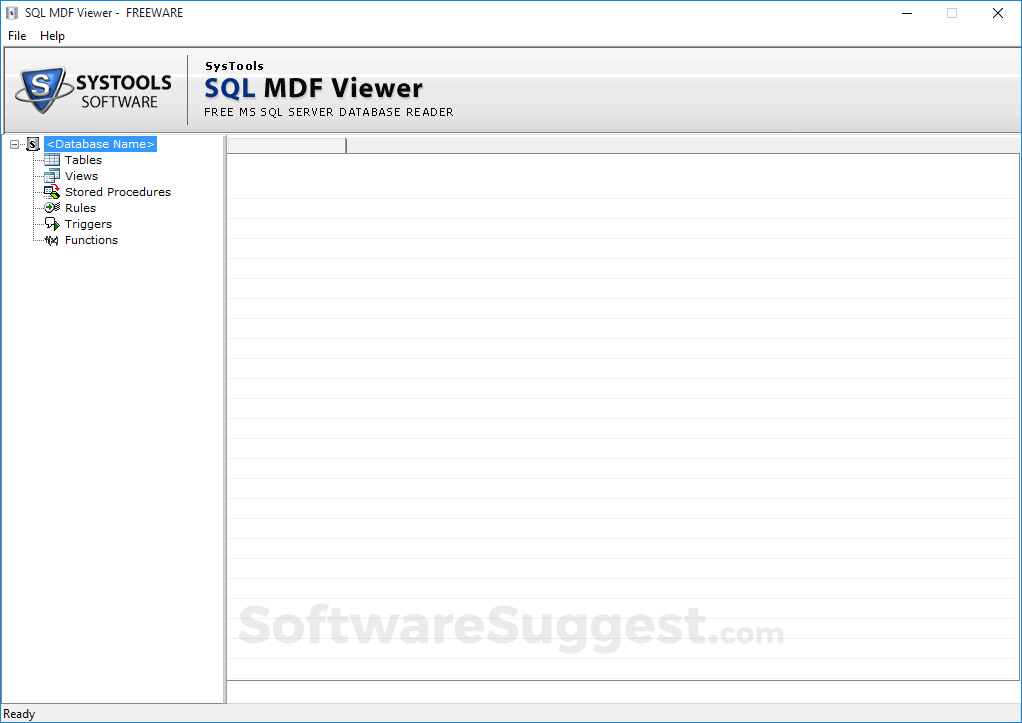 SysTools SQL MDF Viewer Pricing, Features & Reviews 2019 - Free Demo