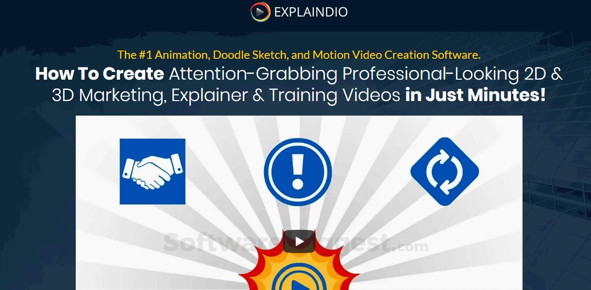Explaindio vs VideoScribe Comparison in 2019